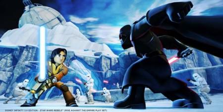 Tráiler de lanzamiento de Disney Infinity 3.0