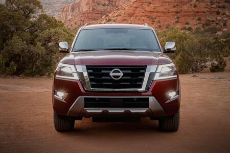 Nissan Armada 2021 44