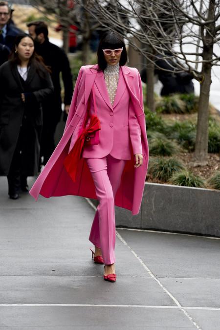 Street Style Rosa Fucsia 04