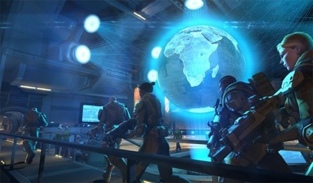 Así luce 'XCOM: Enemy Unknown' en un iPad
