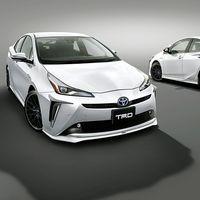"""El Toyota Prius 2019 es ahora más """"tunero"""" y agresivo gracias a TRD y Modellista"""