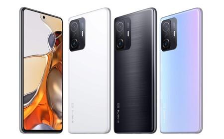 """Es oficial, los Xiaomi 11T y Xiaomi 11T Pro llegarán a México """"próximamente"""""""