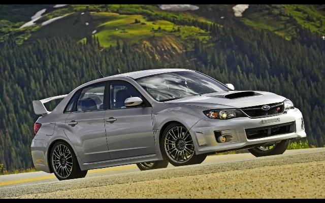 Foto de Nuevo Subaru Impreza WRX STi 2013 (8/13)