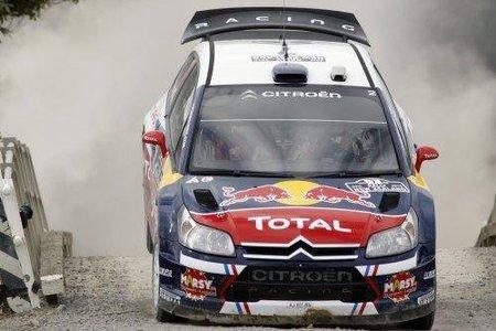 Rally de Portugal 2010: Sébastien Ogier domina en el shakedown