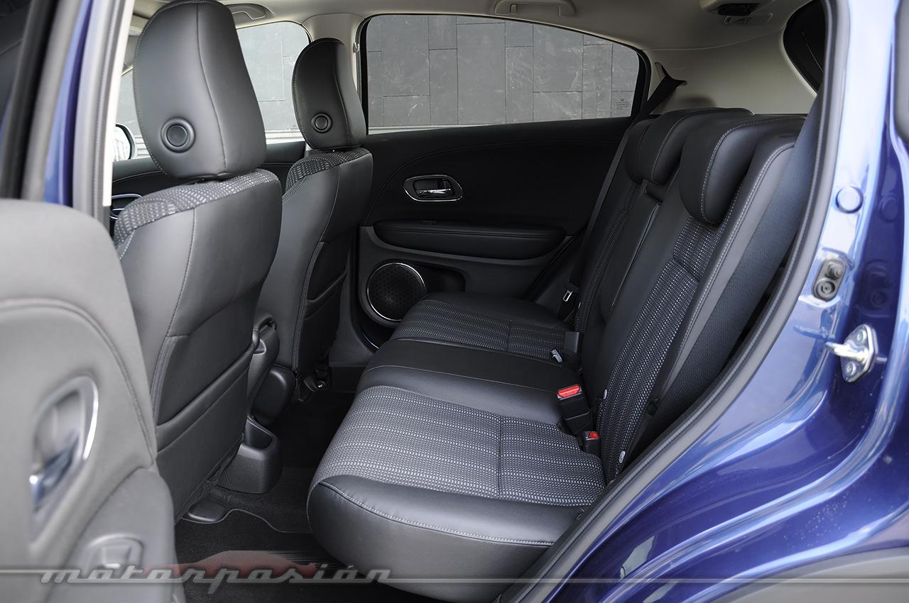 Foto de Presentación Honda HR-V 2015 (15/19)