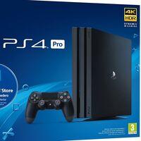 La PS4 Pro de 1 TB más una tarjeta prepago de 20 euros está por 329,99 euros en Amazon y la recibes esta misma semana