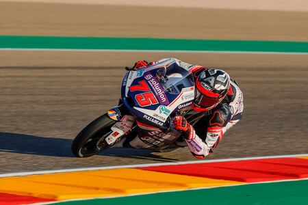 Arenas Aragon Moto3 2020