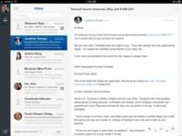 Evomail: otra aplicación que quiere mejorar la gestión de Gmail en iOS