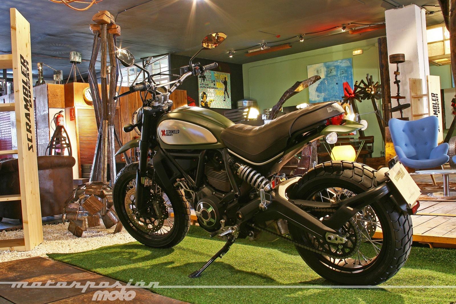Foto de Ducati Scrambler, presentación 1 (15/67)