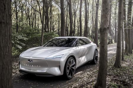 Infiniti revela imágenes del nuevo Qs Inspiration, el sedán deportivo 100% eléctrico