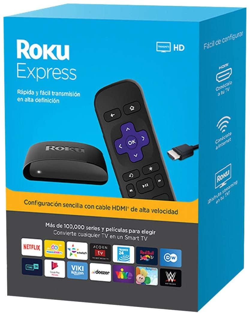 Roku Express Streaming TV