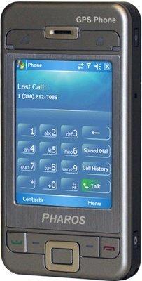 Pharos GPS Phone, el X500 rebautizado