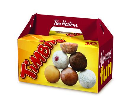 Timbits 10box En