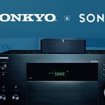 Si tienes un receptor Onkyo o Pioneer de nueva hornada podrás ajustar el volumen desde la app de Sonos