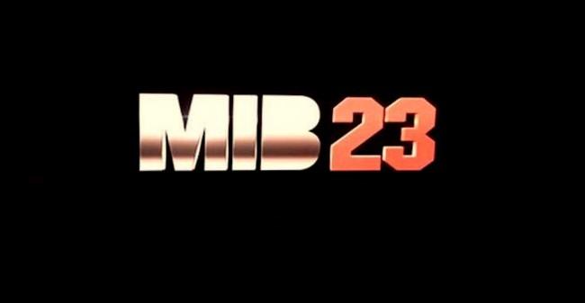Logo de MIB 23