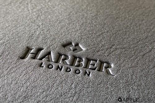 Leather Desk Mat de Harber London, una buena forma de añadir un toque cálido a nuestro escritorio