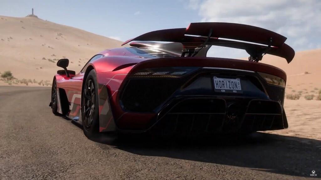 Decenas de coches se suman a la parrilla de salida de Forza Horizon 5: desde Ferrari, pasando por Lamborghini y Ford Mustang