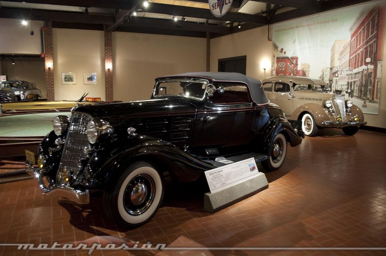 Foto de Gilmore Car Museum (60/61)