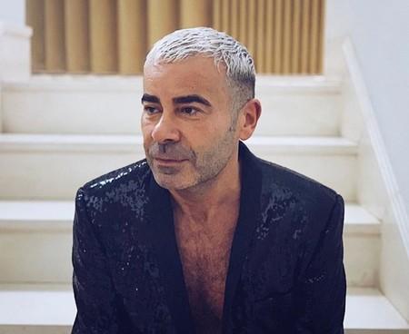 Jorge Javier Vázquez disfruta de unas vacaciones muy 'Black Mirror' en un hotel/clínica anti-envejecimiento