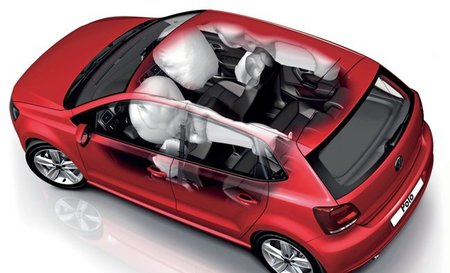 Volkswagen-Polo-Airbags