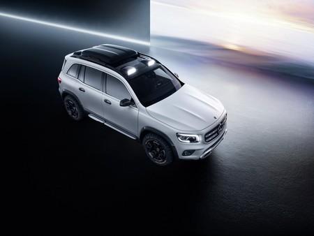 Mercedes Benz Glb Concept 2