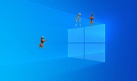Windows Dancer es lo más extraño y divertido que Microsoft ha llegado a incluir en Windows
