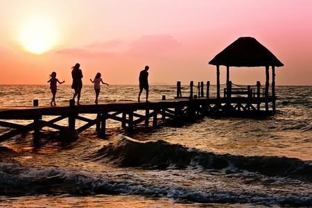 Los destinos tendencia para viajar en familia este 2017
