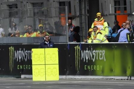 MotoGP Alemania 2015: Dirección de Carrera pone mano dura