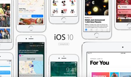 Todas las novedades de la beta 5 de iOS 10