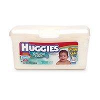 Las toallitas de bebé