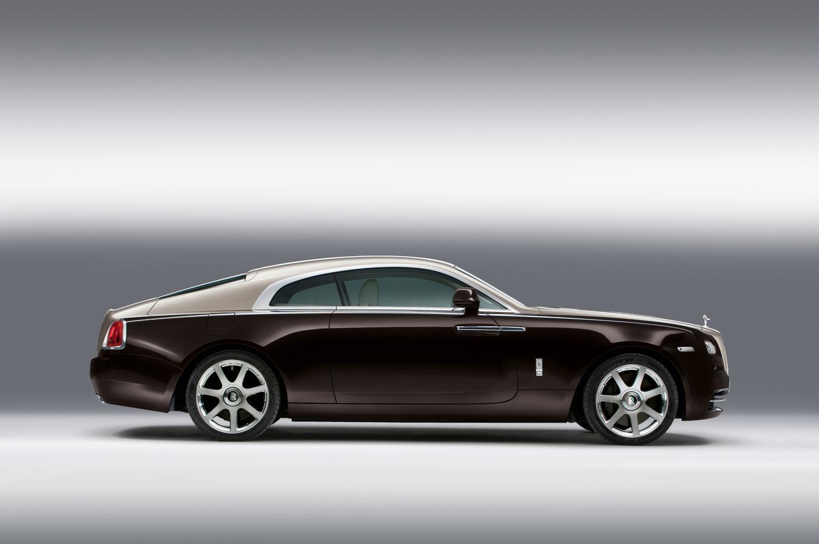 Foto de Rolls-Royce Wraith 2013 (5/14)