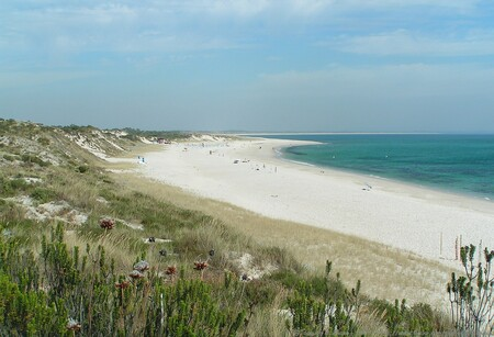 Praia Troia Portugal