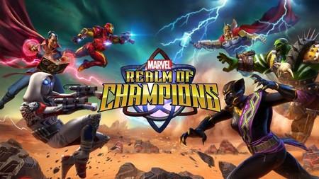 Marvel Realm of Champions será el siguiente juego de superhéroes para móviles de Disney