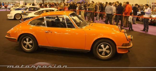 Porsche 911 S ganador concurso elegancia