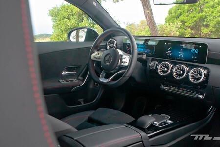 Mercedes A 250e híbrido enchufable prueba