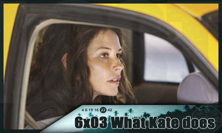 'Lost' 6x03 - What Kate Does [Especial Lost]
