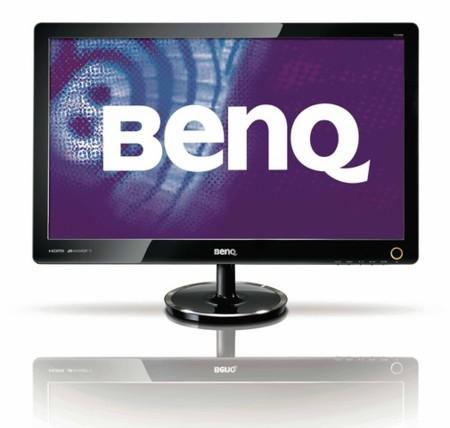 Benq dota de delgadez y resolución FullHD a sus pantallas de la serie V