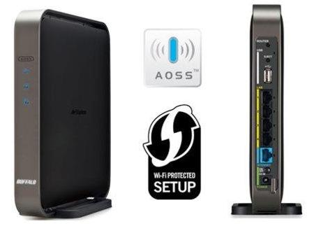 Buffalo WZR-D1800H, nuevo router con WiFi 802.11ac de hasta 1.300 Mbps