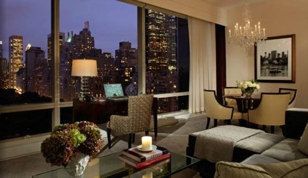 Trump NY Suite Living Room