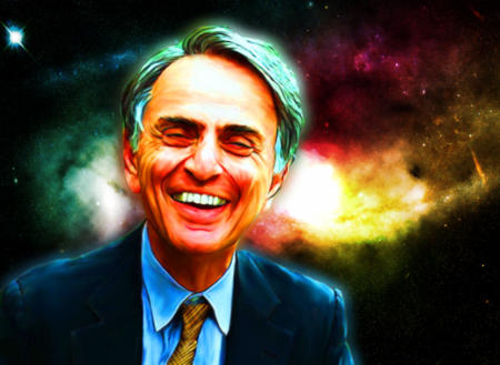 Así fue como Carl Sagan salvó al mundo del holocausto nuclear