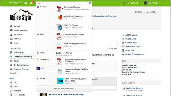 Microsoft, tras la compra de Yammer, completa su puzzle de productividad online