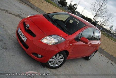 Toyota Yaris 1.33 VVT-i Dual, miniprueba