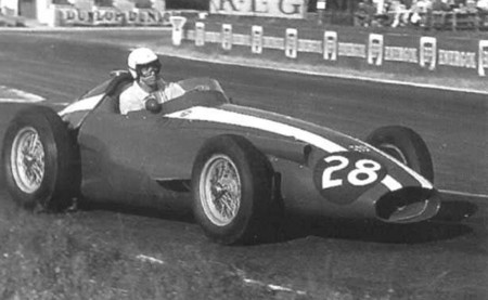 Carroll Shelby Boavista 1958