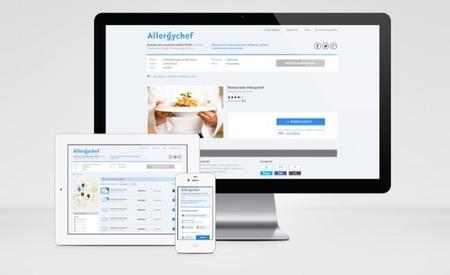Allergychef permite reservar en los restaurantes a personas con alergias o intolerancias alimentarias