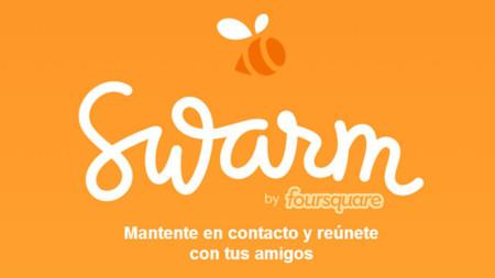 Swarm para Android, la nueva aplicación de Foursquare ya disponible