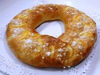 Qué ingredientes necesitamos para hacer un Roscón de Reyes