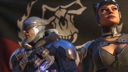 La poderosa alianza de los villanos nos muestra un poco de la historia de Injustice 2