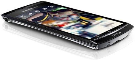 Sony Ericsson Xperia Arc HD está en el horno
