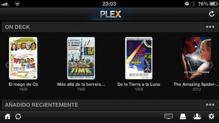 PLEX Especial Mac iOS APS