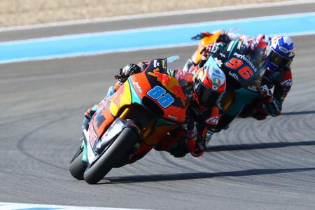 Jorge Martin Espana Moto2 2020
